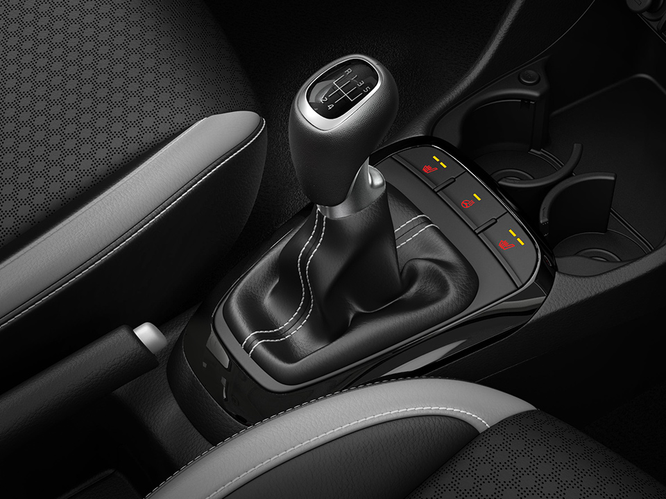 Kia Picanto manual transmission